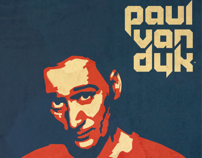 Paul Van Dyk Illustration