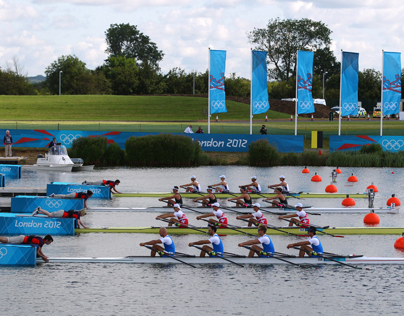 London 2012 Look of the Games – Eton Dorney
