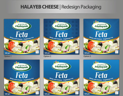 HALAYEB Co. | Brand Development & Packaging