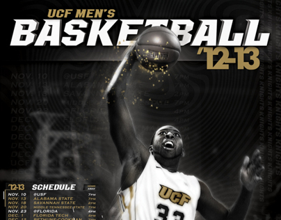 UCF Mens Basketball 2012-13