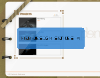 Web-Design Series #1