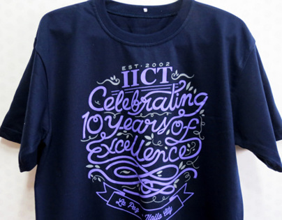 Celebrating Excellence (Shirt Design)
