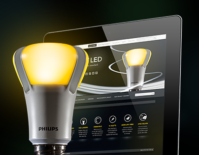 Philips LED Branding