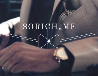 So Rich.Me - Identity & Web Design