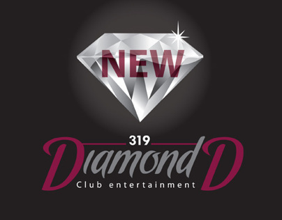 New diamond D_BAR