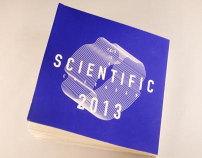 Scientific Type Calendar