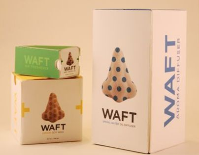 Waft Aircare Packaging