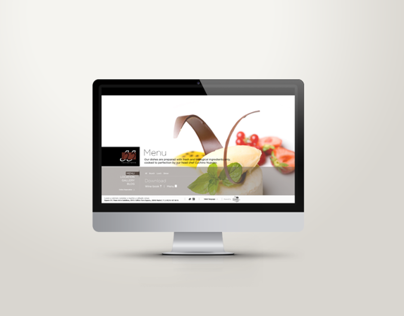 RestauraWeb Template!