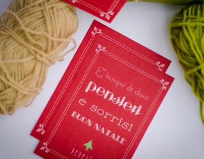 E tempo di doni - Christmas for Pelletteria Venezia