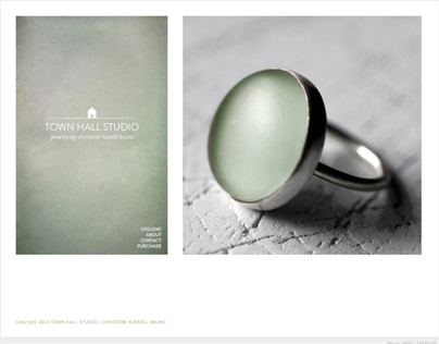 Townhall Studio website