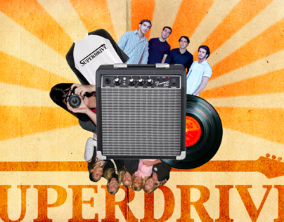 Superdrive - Official band site