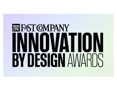 Innovation by Design Awards 2012