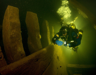 Underwater archeology in the Baltic Sea