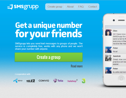 SMS Grupp Logo : Winning Design @ 99designs
