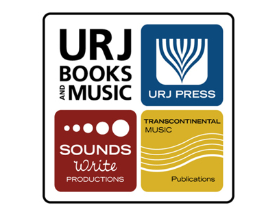 URJ Books and Music - Branding
