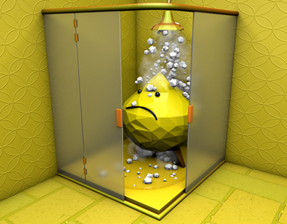 Even Lemons Need to Shower.
