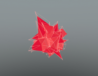 Animating Polygon Reduction.