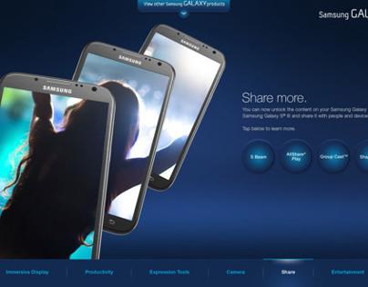 Samsung Galaxy Kiosk