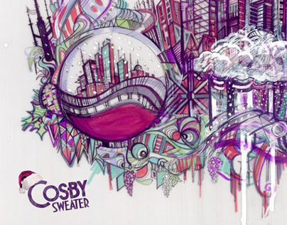 Cosby Sweater album art