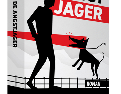Book cover De Angstjager