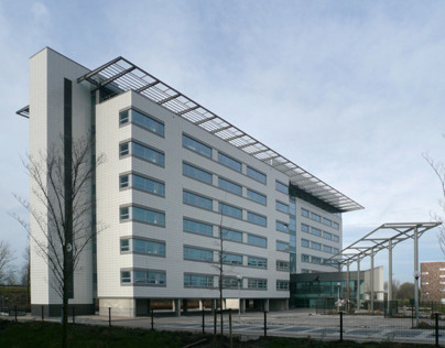 Kroonstaete office building, Utrecht, the Netherlands