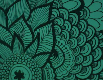 Doodling, Design