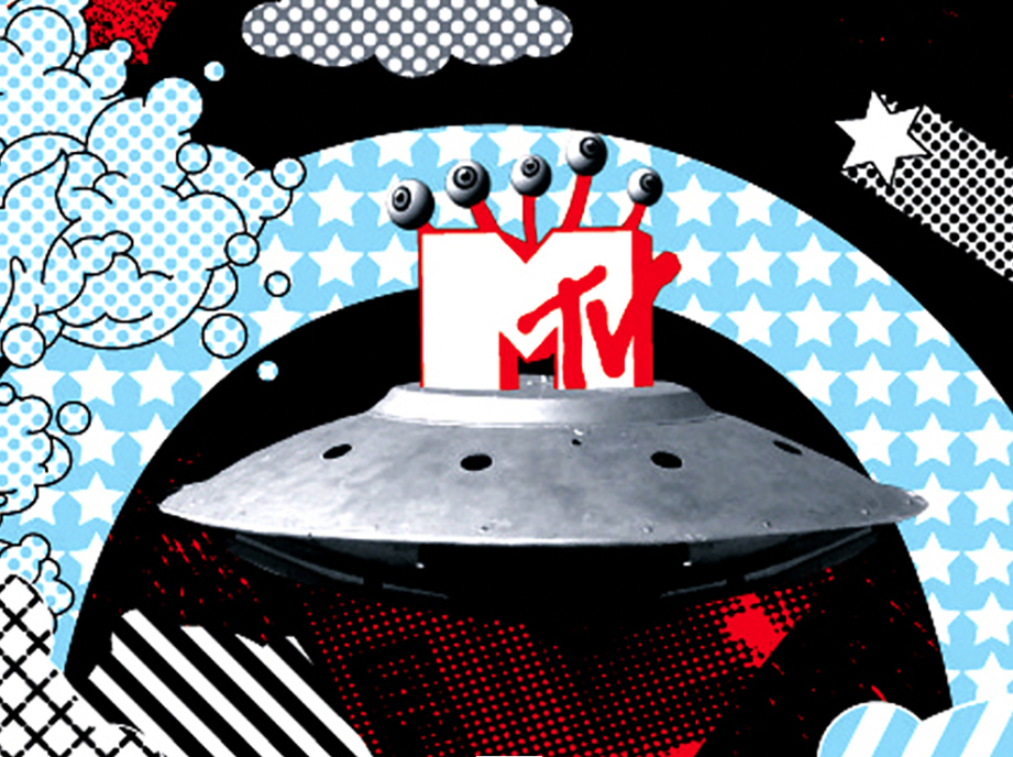 MTV on air packaging