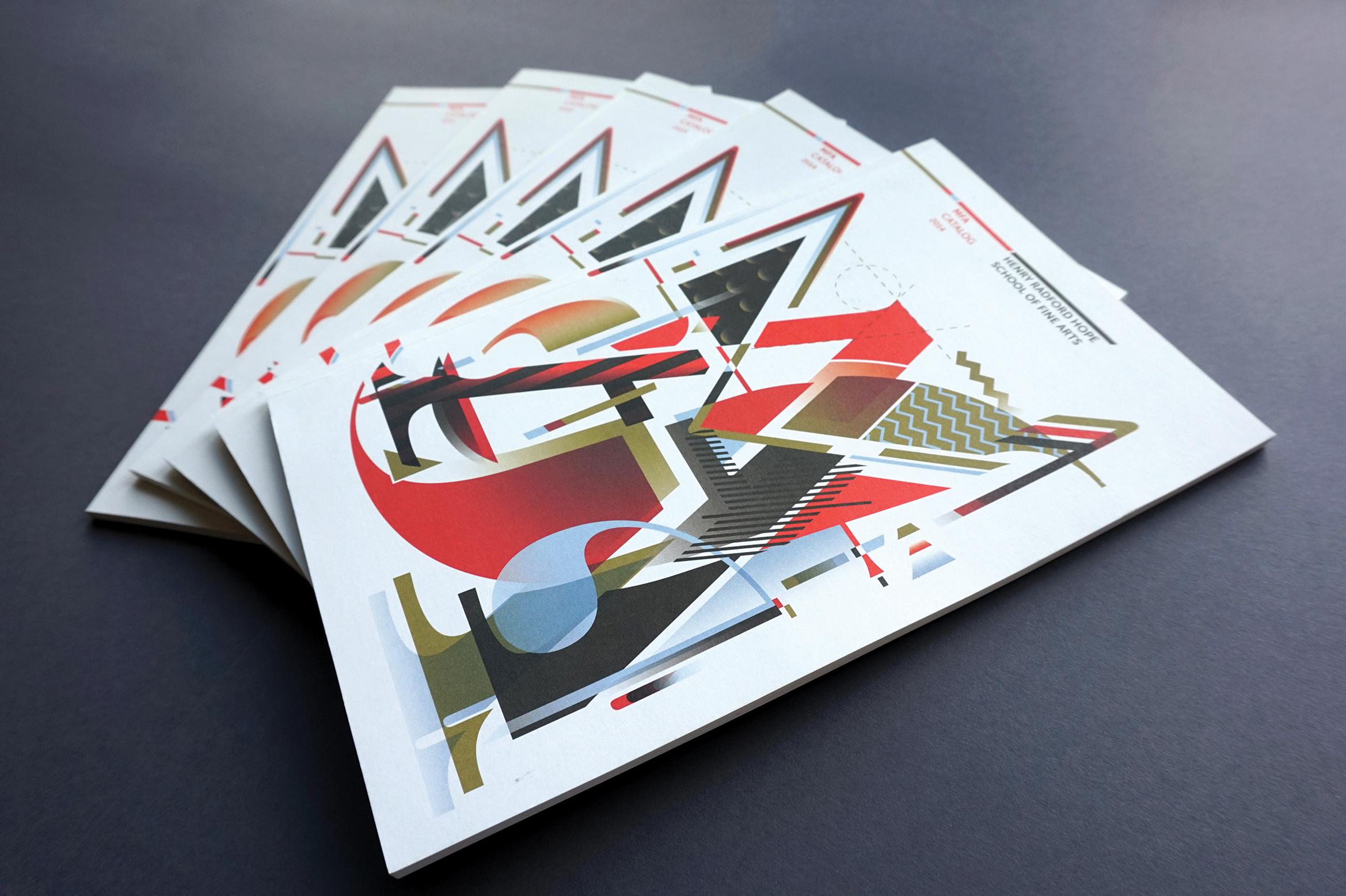 Indiana University Fine Arts 2014 MFA Catalog