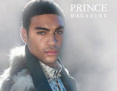 Prince magazine: F/W 12 Music Meets Fashion Issue