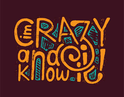 Im Crazy and I know it