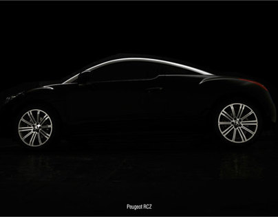 Peugeot RCZ Video Clip