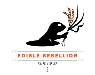 Edible Rebellion Logo