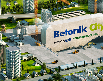 Betonsa Website