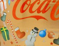 Coca-Cola BallPet - Christmas