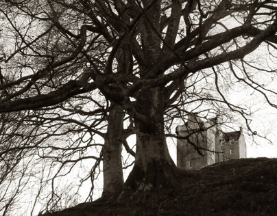 Life in a 15th century Scottish castle