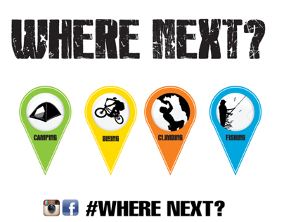 Go Sport where Next Campaign