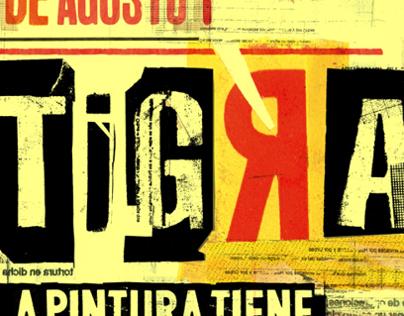 TIGRA / Evento de Arte Urbano