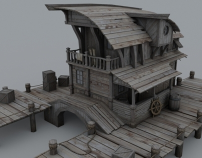 Pirates House