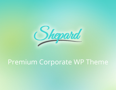 Shepard Wordpress Theme