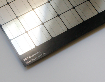 BEC-Engineering Mirror-Foil-Card