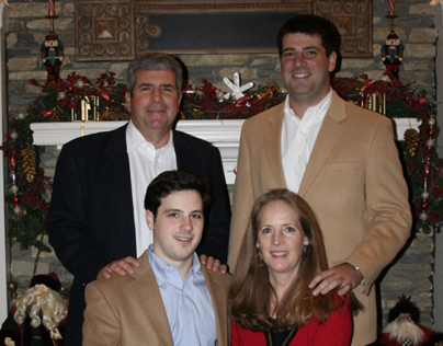 Altmans Family Portrait Christmas 2012