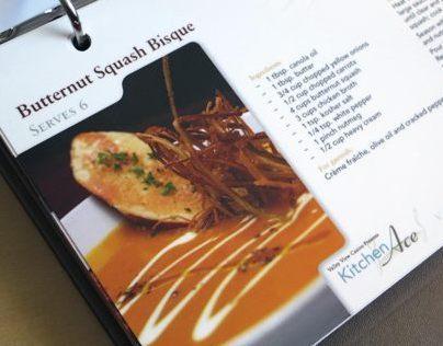 Kitchen Ace Recipe Book