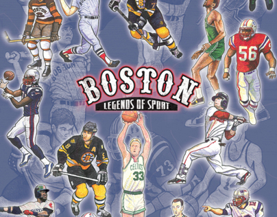 Boston Legends of Sport