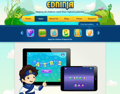 EdNInja website