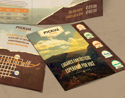 Pickuá Identity and Website