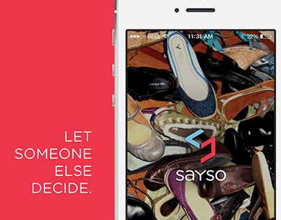 Sayso: The Only Decision-Making App