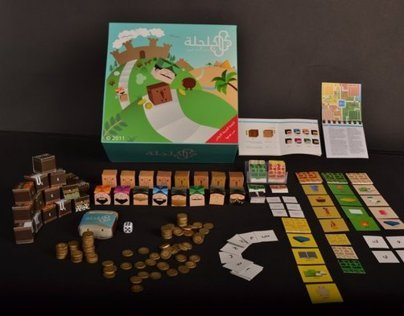 Jaljala: Board game