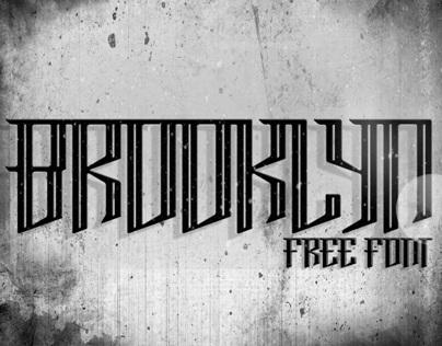 Brooklyn Font - Free Font