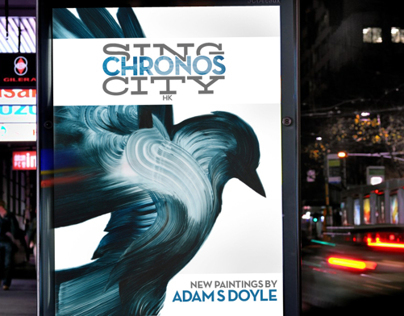 Sing Chronos City // Concept Posters