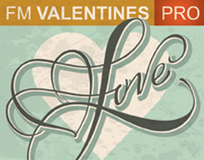 FONTS: FM Valentines Pro